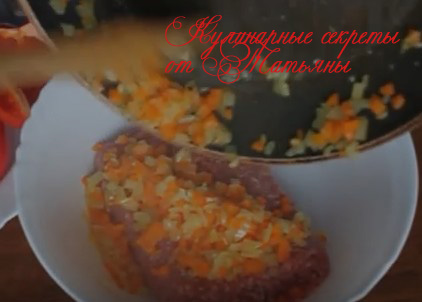 перец фаршированный мясом и сыром