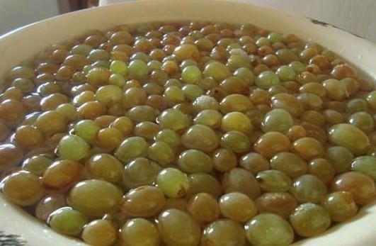 заготовка винограда на зиму