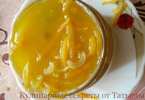 салат из зеленых помидор Дунайский